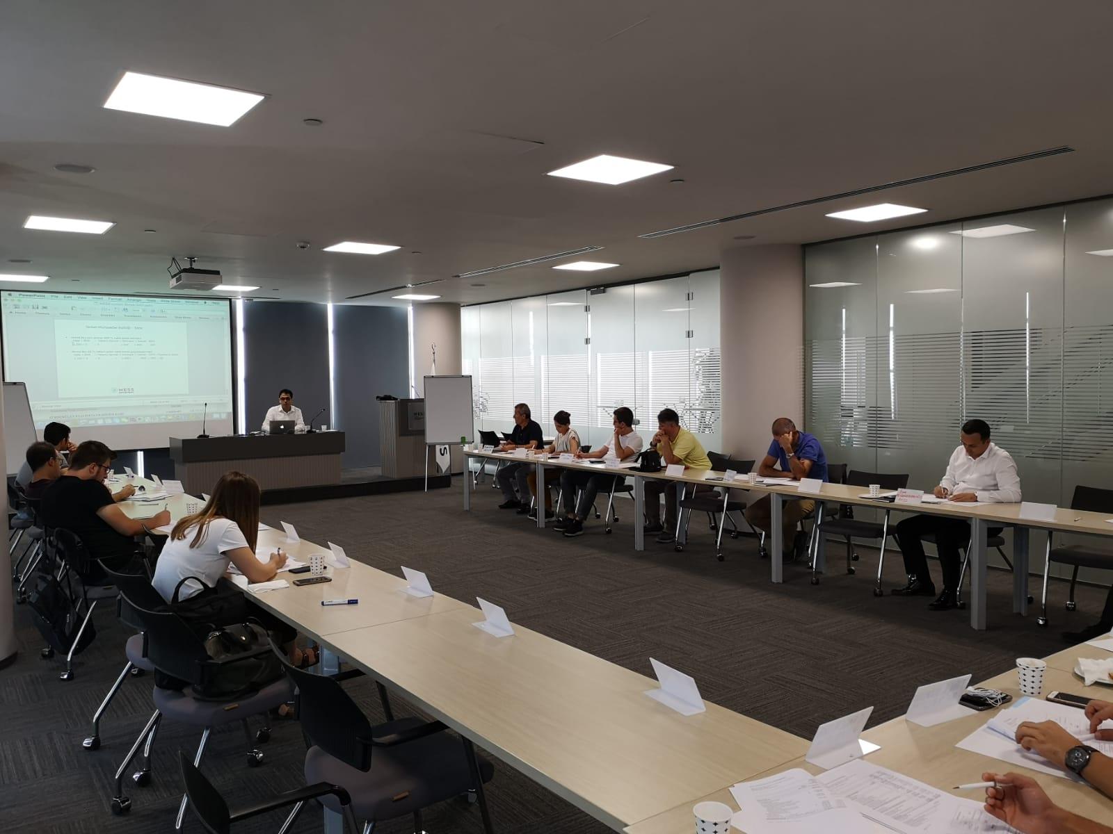 Finansçı Olmayanlar İçin Finansal Teknikler ve Mail Analizi - 22-23 Ağustos 2019