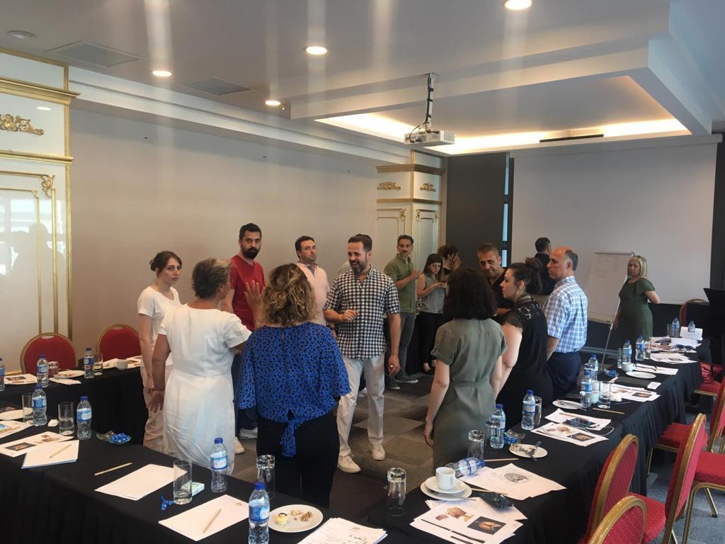 Sunum Hazırlama Teknikleri - 9-10 Temmuz 2019